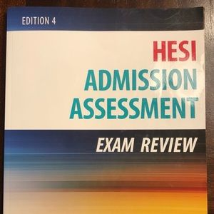 HESI A2 Admission Assessment Prep Book-4th edition